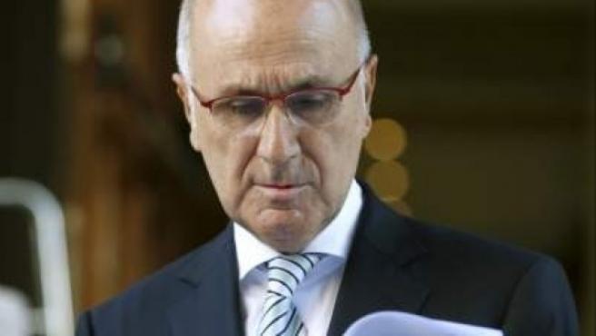 El presidente de Unió Democrática de Cataluña, Josep Antoni Durán i Lleida