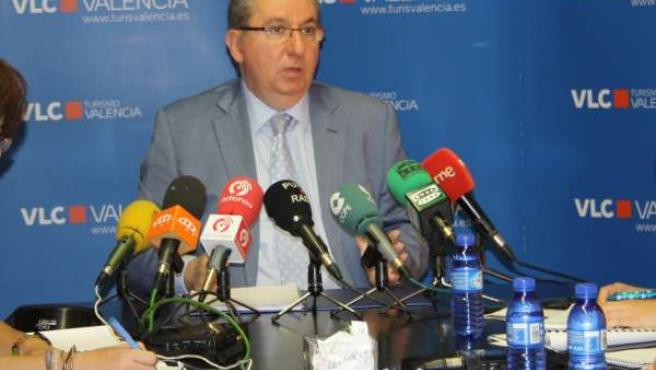 José Salinas en una imagen de archivo