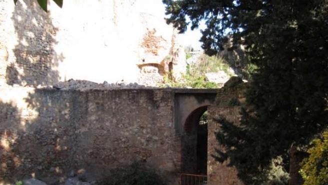 Derrumbe Badajoz