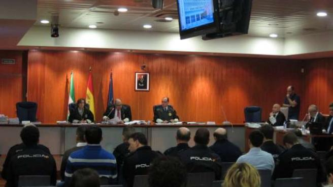 Juicio por el secuestro de un empresario en Marbella
