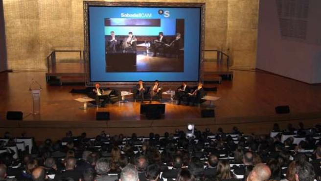 Convención directivos territorial SabadellCAM