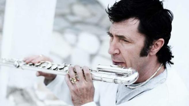 El madrileño Jorge Pardo es saxofonista y flautista, y ha colaborado con músicos como Albert Pla o Chick Corea.