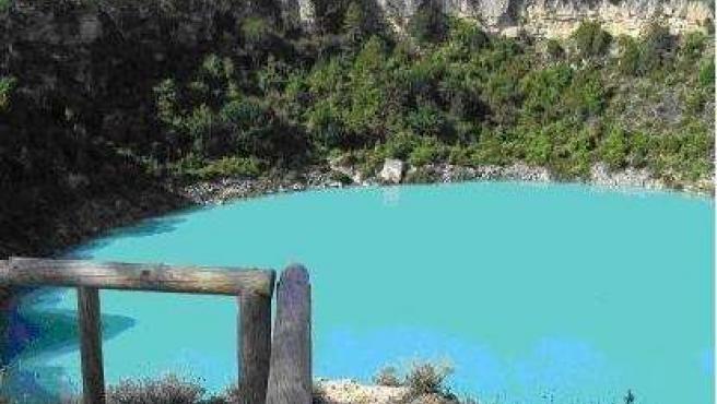 Laguna Cañada del Hoyo