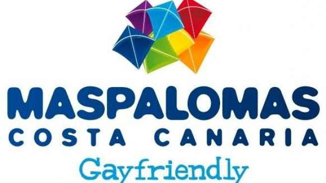 Logo de Maspalomas Costa Canaria Gayfriendly