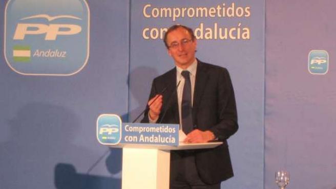 El popular Alfonso Alonso