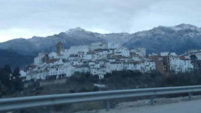 Unas Vistas Del Municipio De Quesada (Jaén)