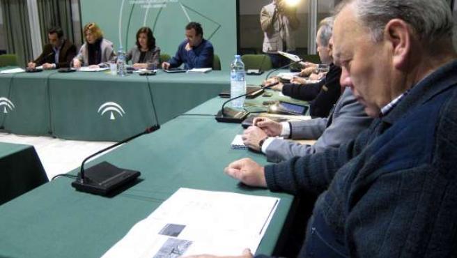 Reunión de Junta y Sector ibérico, hoy en Sevilla.