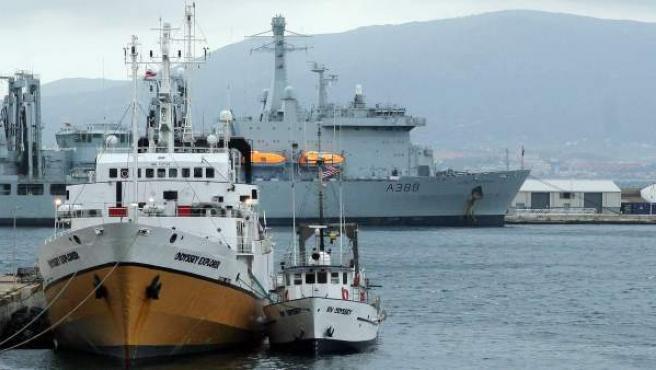 """Imagen de archivo de 2006 del navío """"cazatesoros"""" estadounidense Odyssey."""