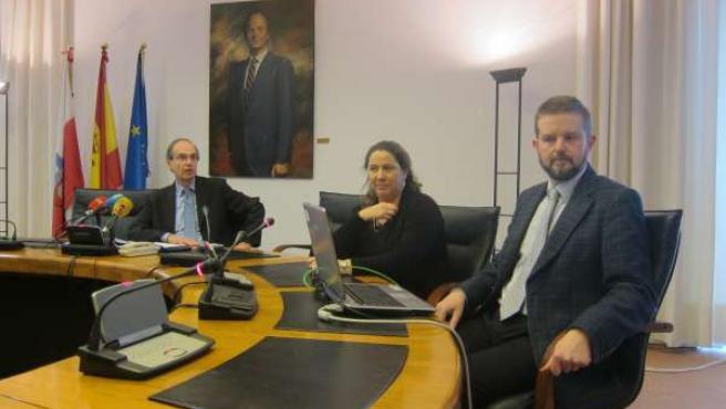 Presentación digitalización archivo sonoro Parlamento