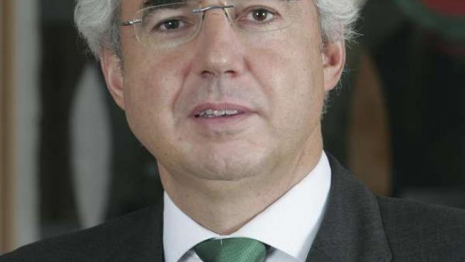Pedro J. Escudero, director general del Banco Spirito Santo
