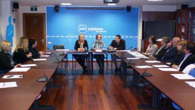 Comisión de Cultura del PP