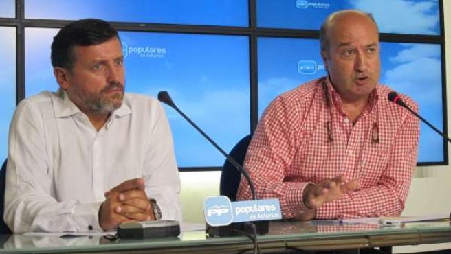 Matías Rodríguez Y Luis Venta