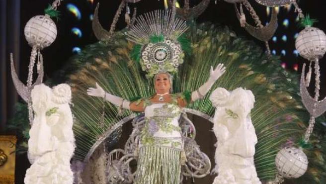 Gran Dama del Carnaval de Las Palmas de Gran Canaria 2013