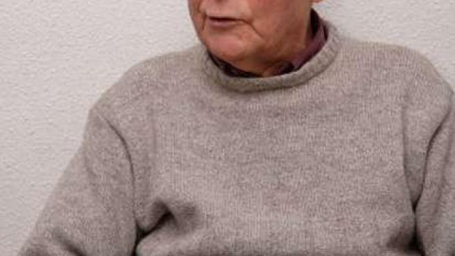 Antonio Ballesta, último superviviente alicantino de Mauthausen