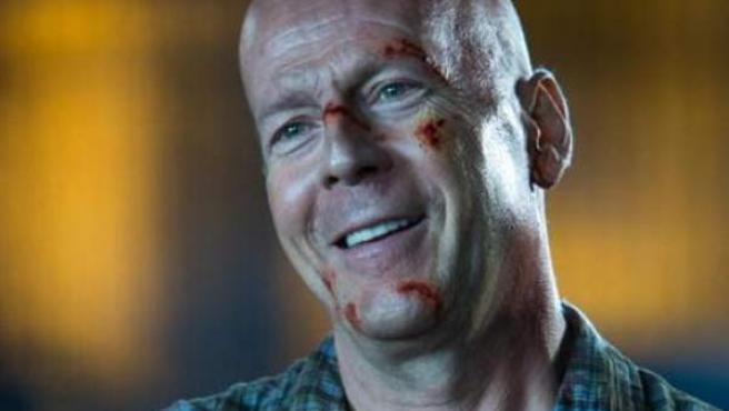 Bruce Willis en 'La Jungla. Un buen día para morir'.