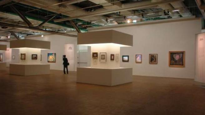 Exposición 'Dalí' en el Centro Pompidou