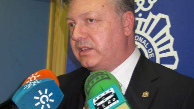 El subdelegado del Gobierno en Córdoba, Juan José Primo Jurado