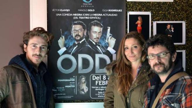 Este fin de semana se estrena en Sevilla 'Oddi'