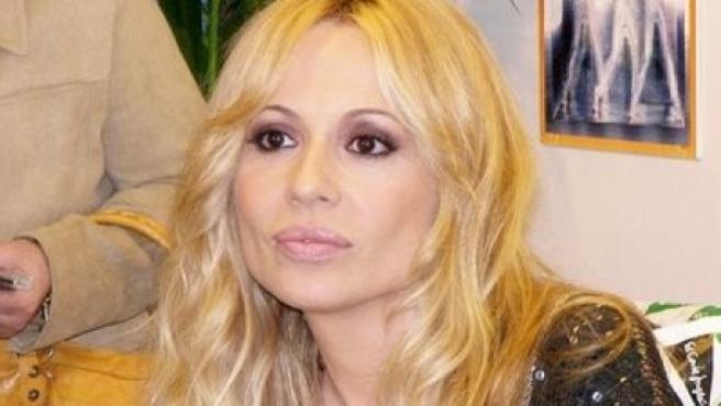 Marta Sánchez, en una imagen de archivo.