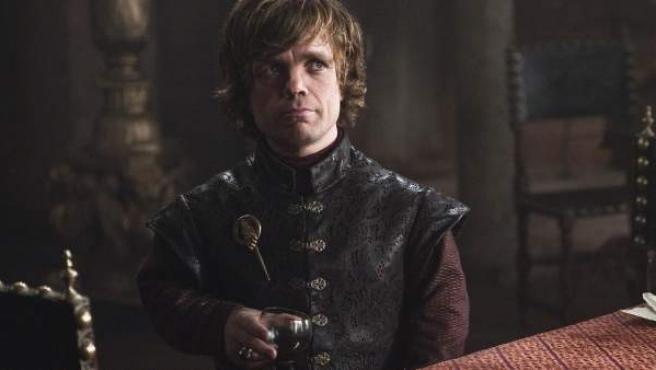 Peter Dinklage, en el papel de Tyrion Lannister en la serie 'Juego de tronos'.