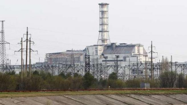 La planta de Chernóbil.