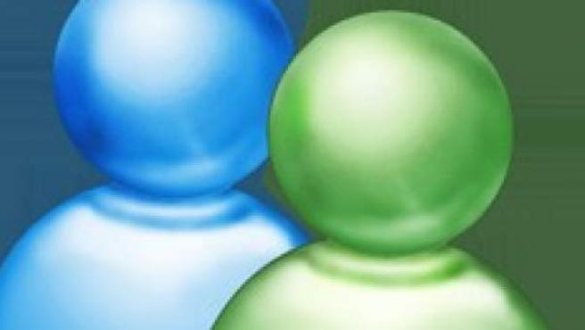 Iconos de la aplicación Windows Live Messenger.