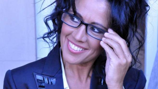 Cristina del Valle, 50% de Amistades Peligrosas.