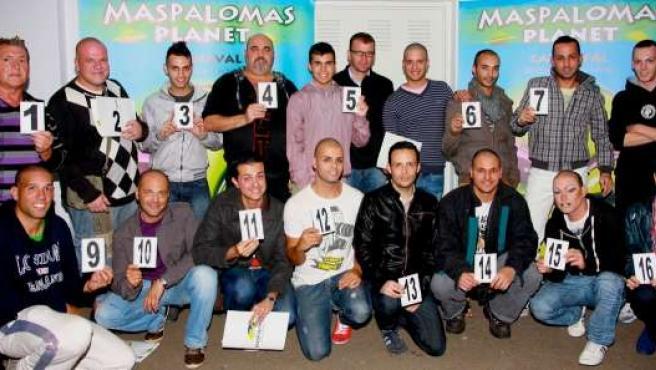 Candidatos a Drag del Carnaval de Maspalomas 2013