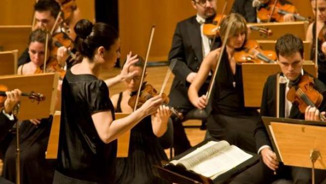 La Orquesta Sinfónica de la Región
