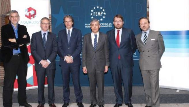 Íñigo de la Serna (FEMP) inaugura un programa de formación de alcaldes