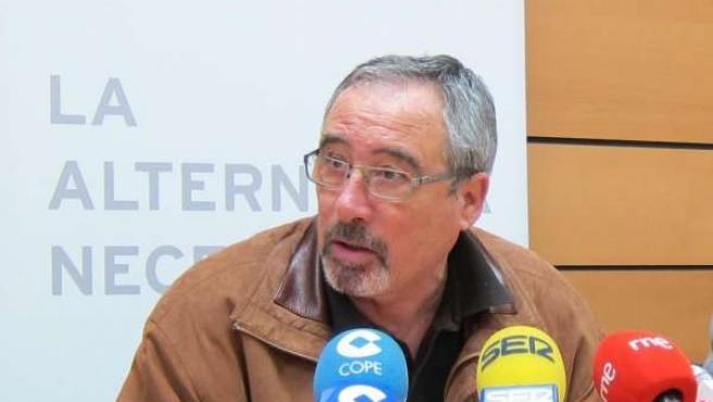 El edil de UPyD en el Ayuntamiento de Murcia, José Antonio Sotomayor