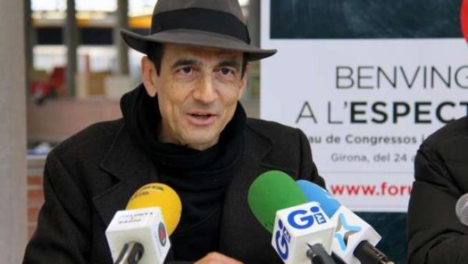 El director del Foro Gastronómico de Girona, Pep Palau.