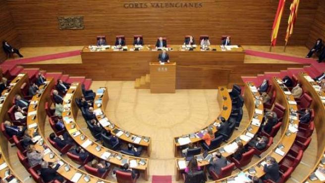 Fabra comaprece en las Corts Valencianes