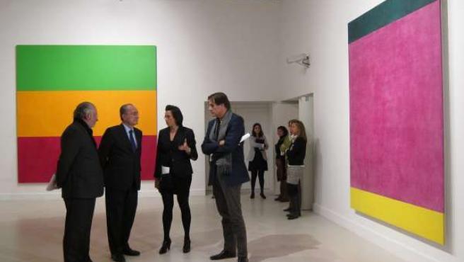 Exposición de Rosa Brun en el CAC Málaga