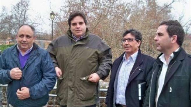 PSOE y ribereños