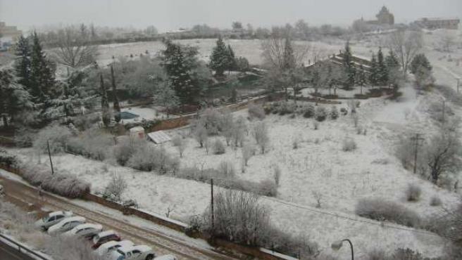 Vista De Soria Nevada