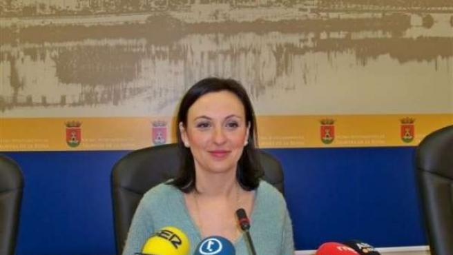 María Rodríguez, PP