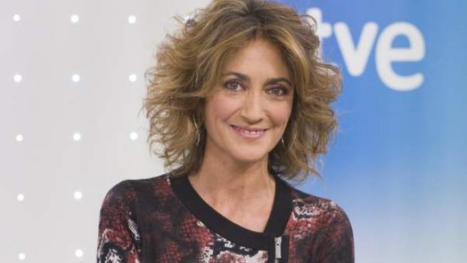 La periodista Ana García Lozano, en una imagen promocional.