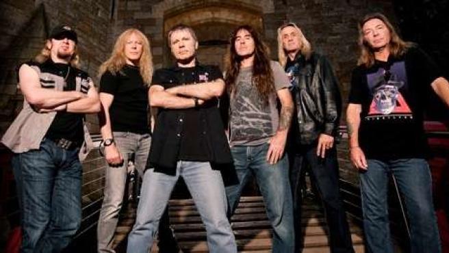 Iron Maiden ofrecerán concierto exclusivo en el BEC