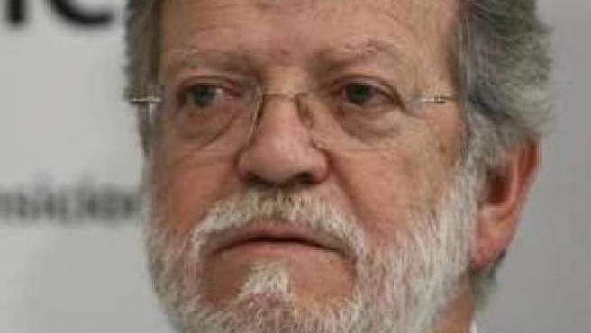 El expresidente de Extremadura, Juan Carlos Rodríguez Ibarra.