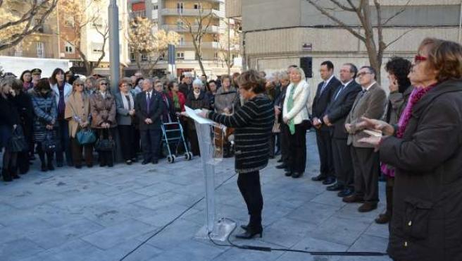 Día Internacional de la Mujer Trabajadora en Lleida