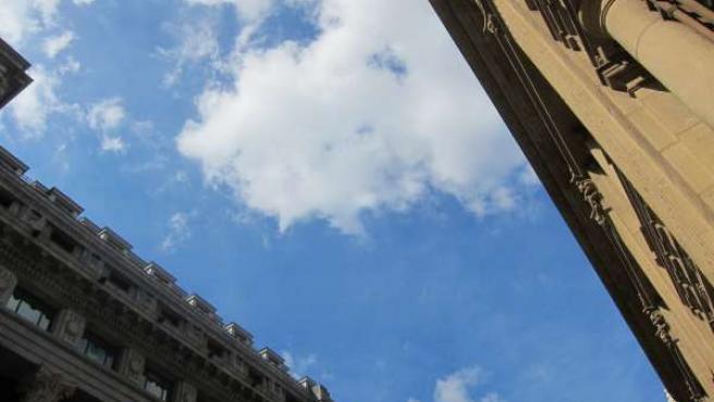 Intervalos de nubes y claros para este sábado