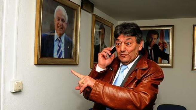 Alcalde de Baltar, José Antonio Feijóo, pendiente de juicio