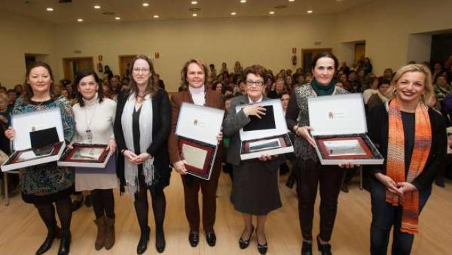 Actos conmemorativos del Día Internacional de la Mujer