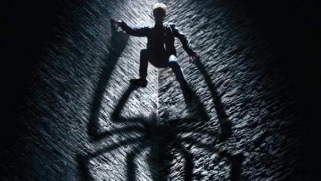 Póster de la película 'The Amazin Spiderman'.