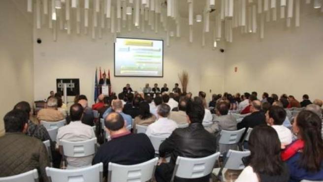 Ejea quiere posicionarse como ciudad de ferias congresos y eventos empresariales
