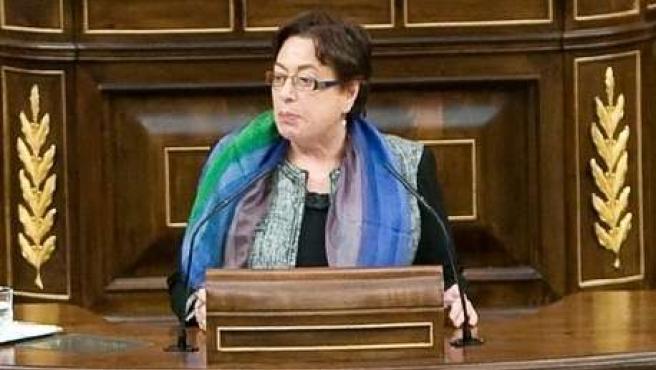 Olaia Fernández Davila, diputada del BNG