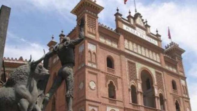 La madrileña plaza de toros de Las Ventas.