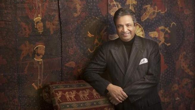 Binod Chaudhary.