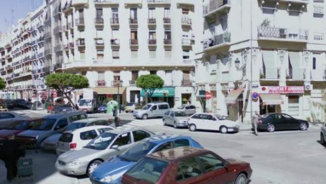 Imagen del distrito de Russafa, en Valencia.